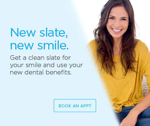 Lake Houston Smiles Dentistry - New Year, New Dental Benefits